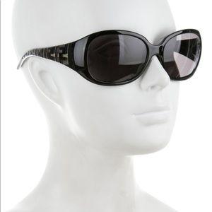 Fendi Zucca Tinted Sunglasses